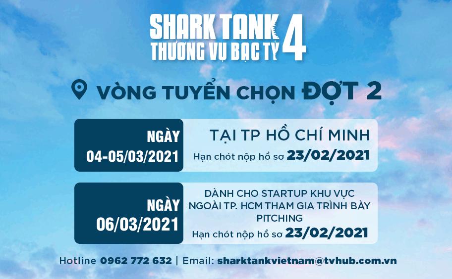 lich-trinh-vong-tuyen-chon-shark-tank-viet-nam-mua-4